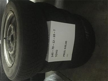 B13 Set Velgen 14570 12 Staal